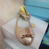 Нарядные туфли 27 р. на девочку праздник, туфлі, свято, выпускной, утренник, нарядні