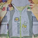 Куртка демисезонная 2-3 годика
