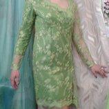 Вечернее нарядное коктельное платье С-Ка