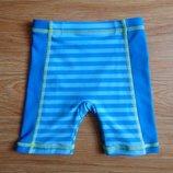 Плавки шорты для бассейна на 3-6 мес baby bruin