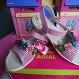 Босоножки для девочки, розовый цвет, новые, 29, 32 размер