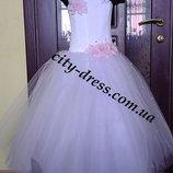 Экслюзивное нарядное детское платье - один экзэмпляр в наличии