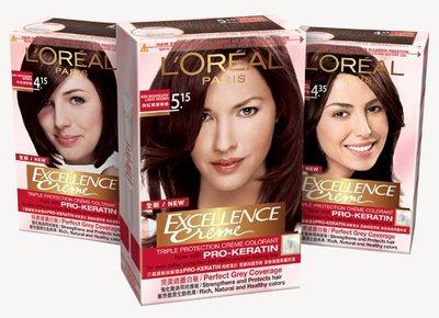 Отзыв о стойкая крем-краска для волос loreal excellence creme.