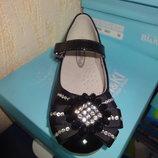 Нарядные туфельки 26 р. 17,5 см. на девочку туфли, туфлі, демі, деми, нарядные, праздник, свято
