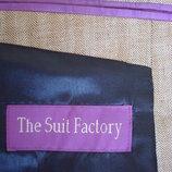 Льняной пиджак The Suit Factory размер S