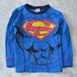 Реглан Superman р. 4 года