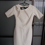 белое платье МОЕ р.М