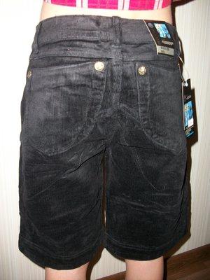 шорты вельветовые мужские подростковые размеры от 25 до 29