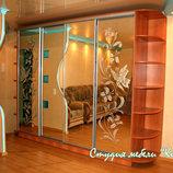 Шкафы-Купе под заказ Киев, Борисполь, Бровары, Чернигов на любой вкус