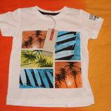 футболки 74-80 Name it