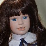 Фарфоровая кукла Design by Yoko