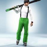 Высокотехнологичные теплые лыжные штаны брюки Тсм Tchibo. XL