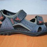 Мужские сандалии только с натуральных материалов