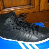 Удобные спортивные ботинки осень-зима Адидас 40-42 р.