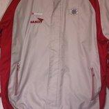 Утепленная спорт.мужская куртка Jako р.L