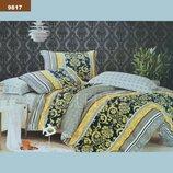 Постельное белье Ранфорс 9817