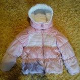 куртка Некст на теплую зиму от 3-4 лет