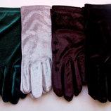 Перчатки женские демисезонные в наличии.Фабрика в моем городе