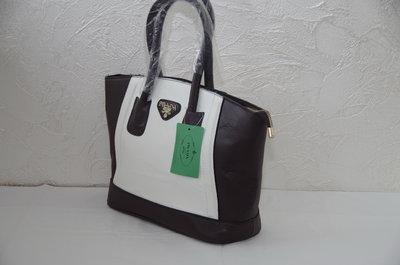 f778f0ff657e Коричневая женская сумка Prada: 415 грн - сумки средних размеров ...