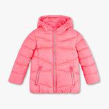 D-980 Куртка C&A неоново-розовая р. 98