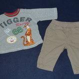 Джинсы, штаны, брюки, бодик, футболка с длинным рукавом на 3 мес. Р.62.