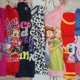 Фирменные футболочки 3-6 лет