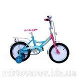 Детский велосипед Junior S 14 от 3-х лет