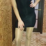 маленькое черное платье Influence р.хс-с в идеальном состоянии