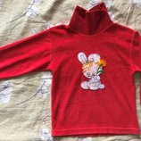 свитер,туника, трусы на возраст 3-6 год