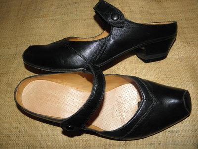 39р-26 см кожа стильные шлепанцы Vabene Made in Italy