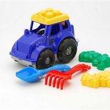 Трактор Кузнечик 2 для песка