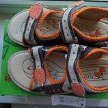 Босоножки для мальчика, коричневые, новые, 35,37 размер