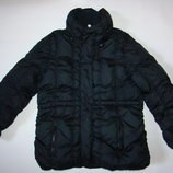 Теплая куртка Некст на девочку 8-9 лет