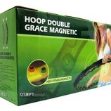 Продам двойной массажный антицеллюлитный хула-хуп обруч с магнитами