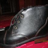 Ботинки кожа 37-38 р