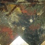 Стильная,дорогая, фирменная женская рубашка-блуза а-ля гобелен 46-48 M-L Новая PRECIS100%ОРИГИНАЛ