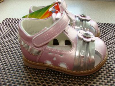 Ортопедические босоножки Тм Шалунишка для девочек р.20-25 -2 модели