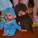 Monchhichi Sekiguchi винтажная обезьянка мончи коллекционная кукла игрушка мишка по типу бодя