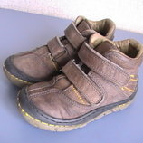 Ботинки деми,кожа,стелька13см