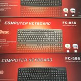 клавиатура для компьютера Новая