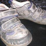 туфли-кроссовки Clarks по стельке 17см р.8 с половиной