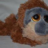 Russ Маленькая обезьянка мартышка глазастик Гордон для любителей
