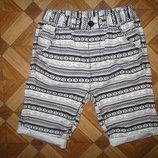 Модные шорты Next мальчику на 12 лет как новые