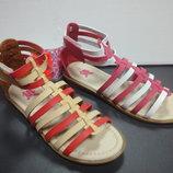 Открытые босоножки 34 р. на девочку сандалии, босоніжки, босоножки, дівчинку, відкриті, лето