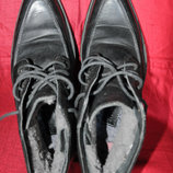 Зимние ботинки размер 43