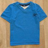 Яркая футболочка George, размер 1.5-2 года, будет дольше. Состояние отличное.