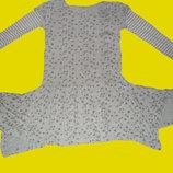 Хб платье DUNNES на 7-8 лет