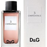женский парфюм Dolce & Gabbana Anthology L Imperatrice 3