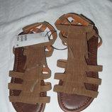 сандали для девочек от H&M размер 32