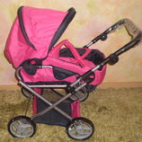 Продается новая детская коляска-трансформер для кукол. супер цена